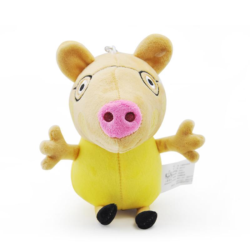 小猪佩奇的朋友19cm佩德罗小马 HWPP147