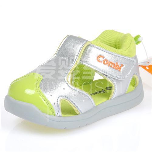 康贝bc0111 幼儿机能凉鞋-8657-su11(绿色)125码